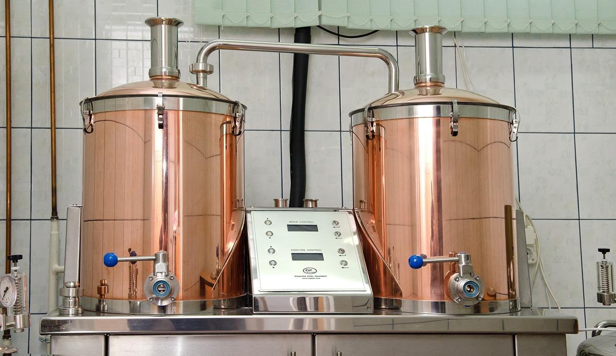 Мини пивоварня домашних условиях купить самогонные наборы